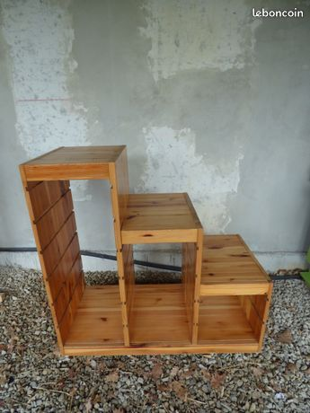 Meuble trofast IKEA en escalier | Trofast ikea, Meuble trofast, Ikea