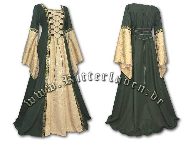 48 best Mittelalter-Kleider images on Pinterest   Curve dresses ...