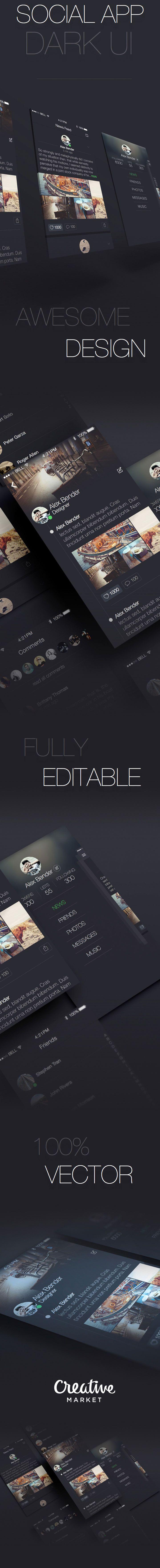 Daily Mobile UI Design Inspiration #348