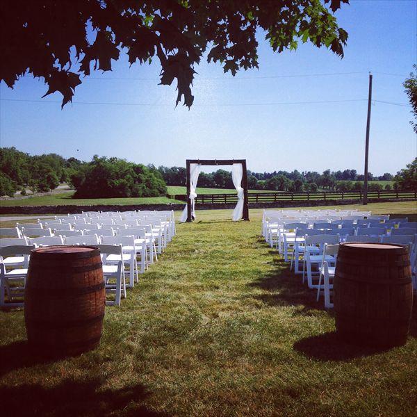 The Thoroughbred Center Outdoor Wedding CeremoniesOutdoor WeddingsWedding VenuesThoroughbredYahoo SearchAltarKentuckyLawnReception