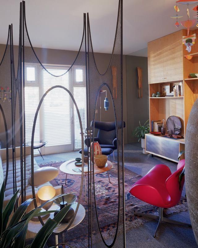Nice Mid Century Modern Interior In San Diego