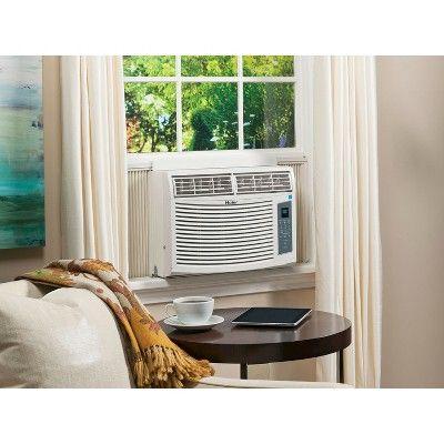 Haier - 12000-Btu Energy Star Electric Window Air Conditioner