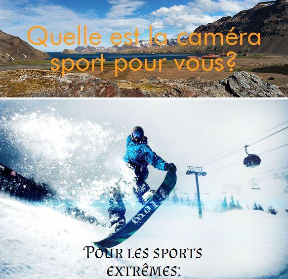 Pour les plus sportifs d'entre vous, la caméra sport sera indispensable ! Immortalisez vos exploits avec nos caméras : http://yonis-shop.com/blog/quelle-camera-sportive-faite/