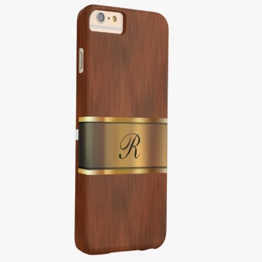It's a cool iPhone 6 Case! This Business Professional Monogram Barely There iPhone 6 Plus Case is ready to be personalized or purchased as is. It's a perfect gift for you or your friends.