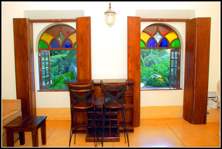 CASA PAITONA, a 1826 built Antique Portuguese Home in Goa, India #Nagpal Builders #Holiday #Home #Goa Properties #Antique #Historical #Luxury