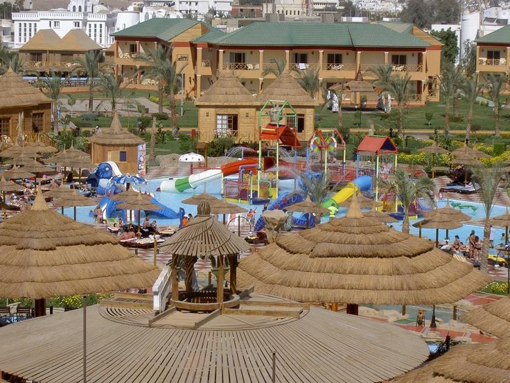 Aquapark, Sharm El Sheikh, Egypt