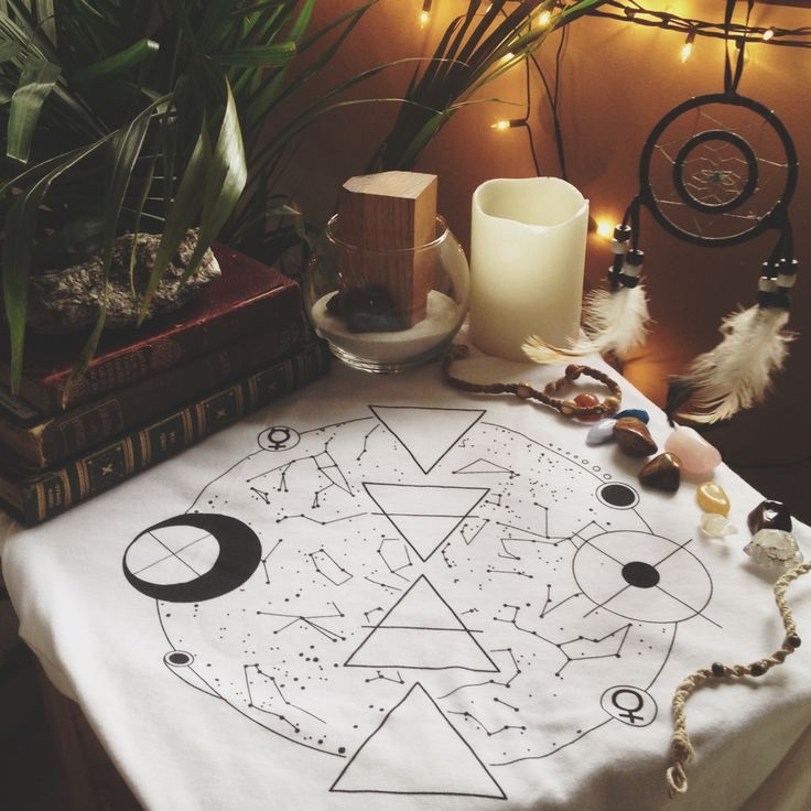 The celestial symbolism we call home. Through the elements, the constellations, and our placement in the universe around us.