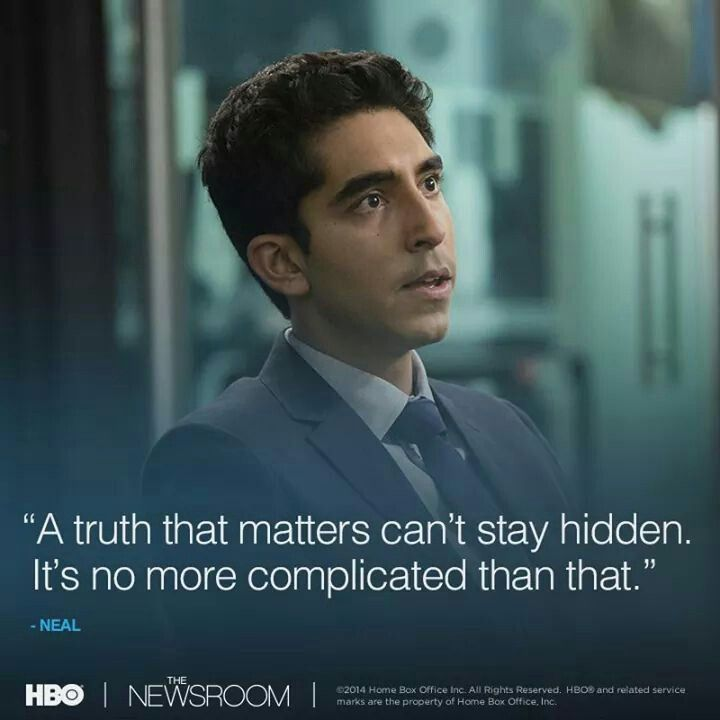 The Newsroom - Run.