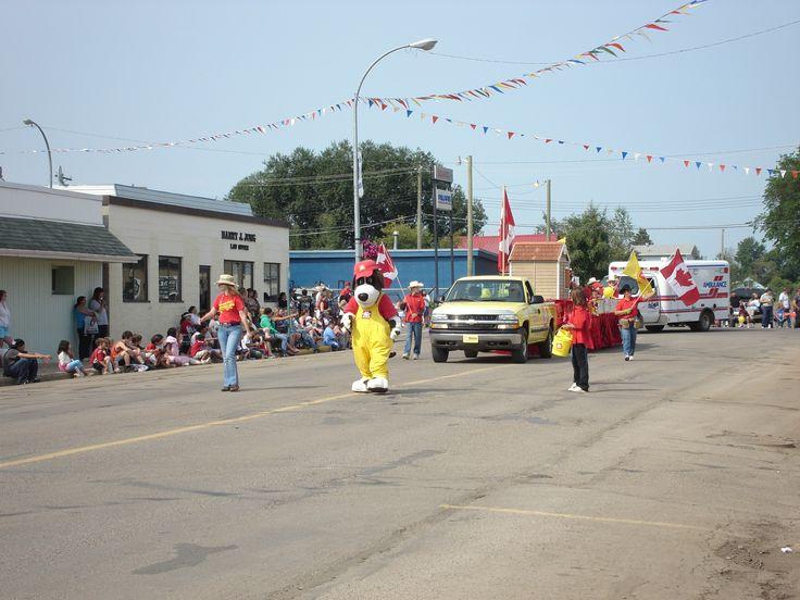 Elks Pro Rodeo Parade