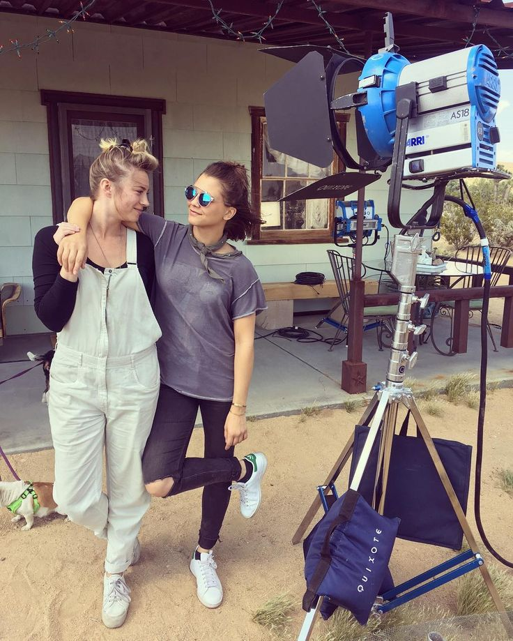 #AllieGonino and #AlexandraChando