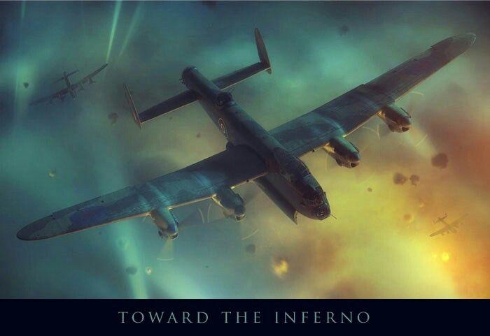 Toward the inferno