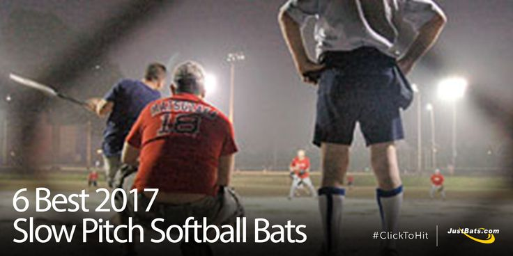 6 Best 2017 Slow Pitch Softball Bats