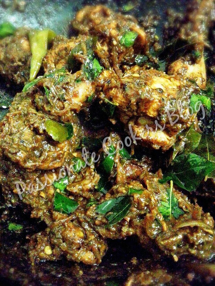 ... chicken recipes on Pinterest | Chicken curry, Kerala and Chicken curry