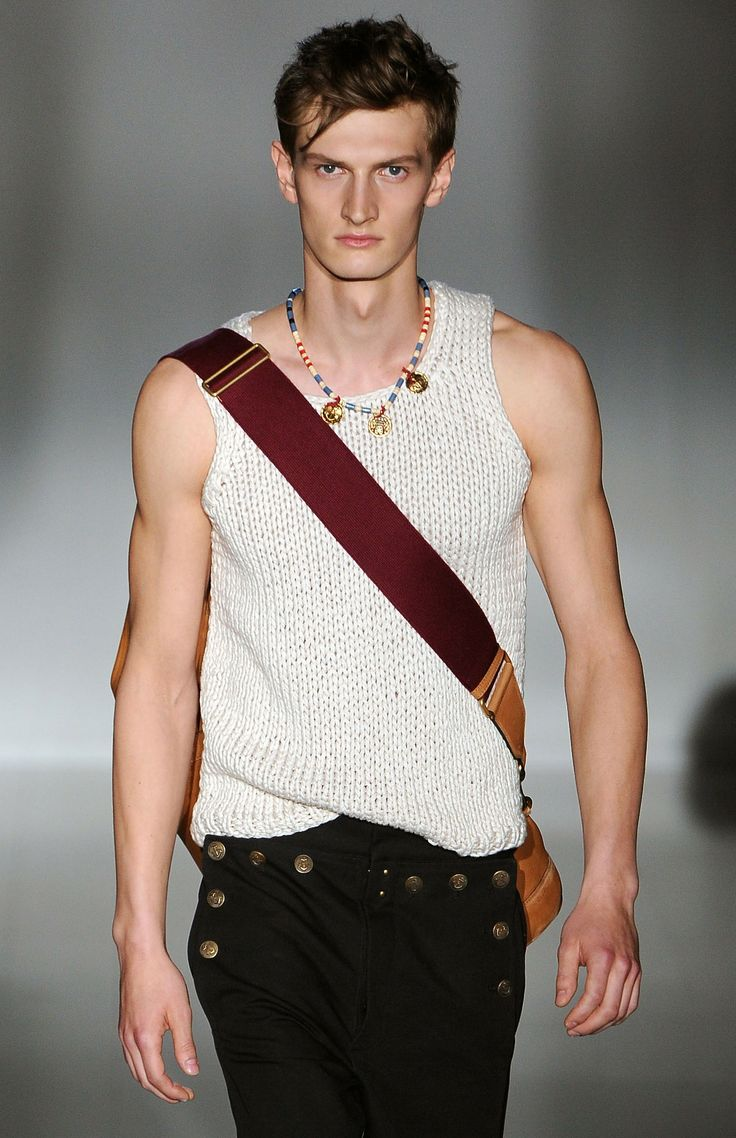 Rock Roll Nautical At The Gucci Show Today