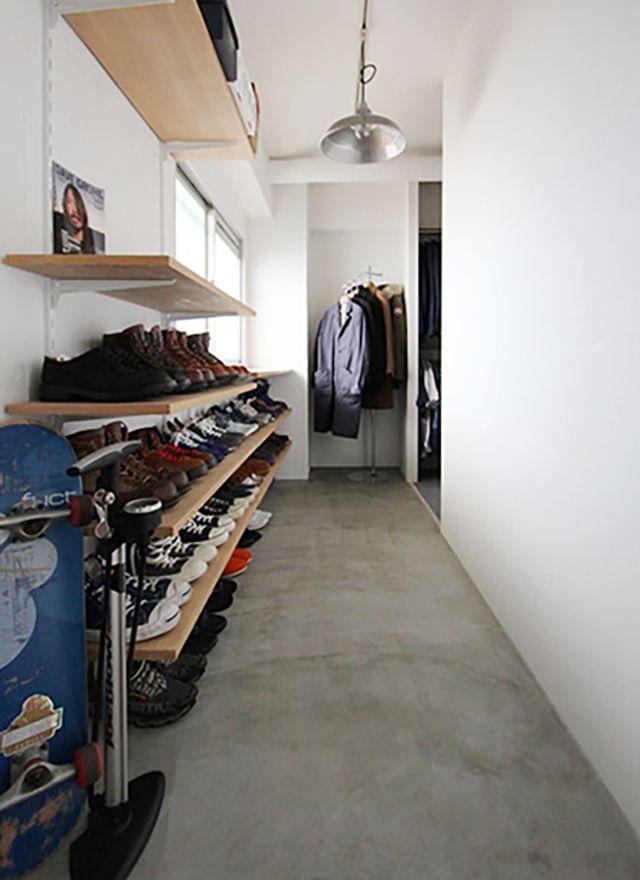 リノベーションで横浜の住まいを手にしたOさんの家は、生活と趣味のバランスをとてもうまく取った家。リノベーションを手がける「nuリノベーション」で紹介されています。写真と自転車が趣味のOさんが選んだのが、横浜市鶴見区にある、築28年のマンションでした。4