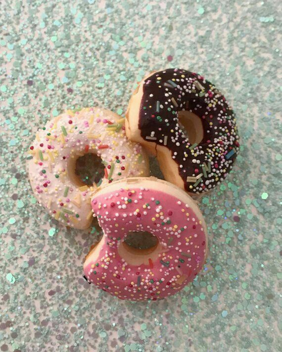 Pin By Jessica On The Donut Shop Mini Donuts Mini Foods Food Photo Prop