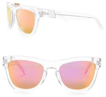 56f466b141 WESTWARD LEANING Women s Pioneer Oversized Sunglasses