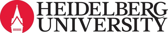Heidelberg University is a private university located in Tiffin, Ohio.