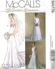 bridePaper Dolls, Vintage Pattern