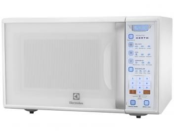 Micro-ondas Electrolux Blue Touch MB41G 31L - Função Ponto Certo