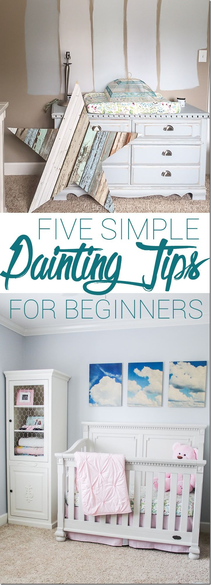 Uncategorized Interior Painting Tips For Beginners 98 best paint choosing is hard images on pinterest colors transforming a nursery with 5 simple painting tips for beginners unskinnyboppy com