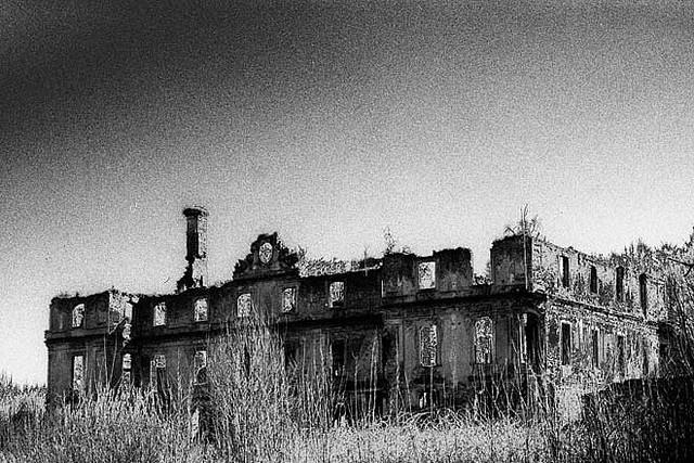 Schlobitten Manor house.