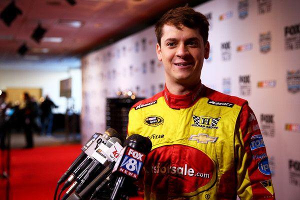 Landon Cassill lands Daytona sponsor