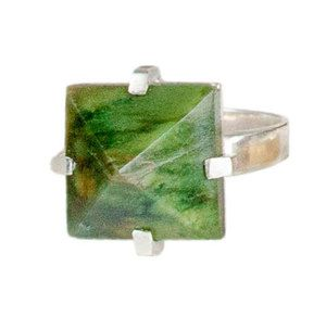 MAMAKU RING SILVER  WAS $168  NOW $117.60