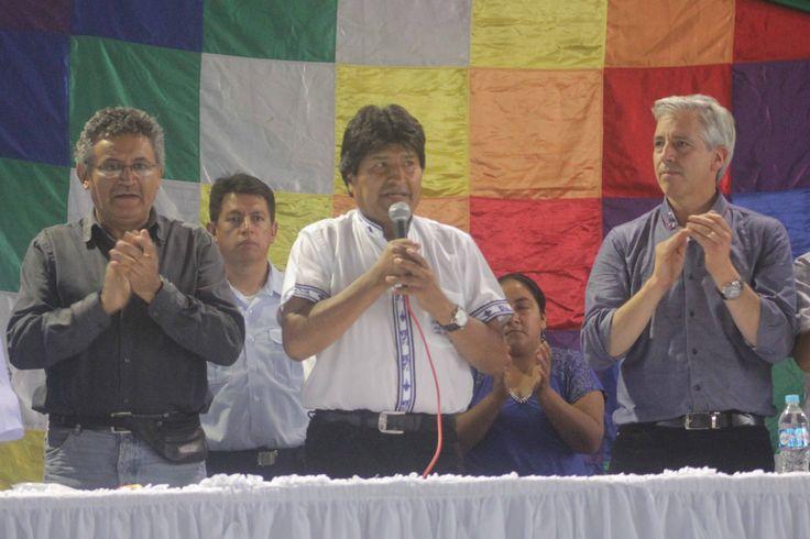 Evo Morales anuncia la construcción de casas para madres solteras | Radio Panamericana