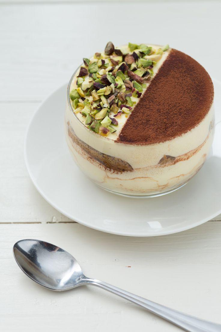Tiramisù al cardamomo: un tocco speciale e aromatizzato per il più classico e amato dei dessert! [Tiramisù flavored with cardamom]