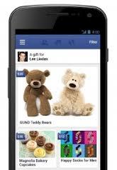 Arriva su #FB l'app per i regali