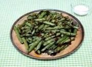 Pinoy-Style Green Bean Stir-Fry