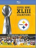 NFL: Super Bowl Xliii Champions - Pittsburgh Steelers [Blu-ray] [2009]