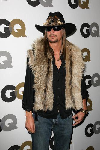 "Michigan's favorite son Kid Rock has been outspoken in his conservative views, and he previously backed Mitt Romney in 2012. When asked about the 2016 republican candidates, Kid Rock said, ""I'm digging Trump."" He stated that he hopes Trump wins and runs the country like a business. s_bukley / Shutterstock.com"