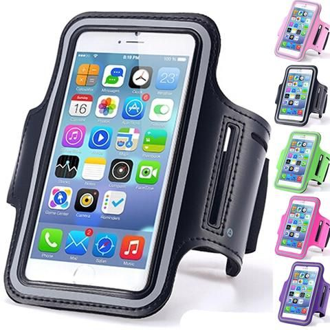 4.7 inch Luxury Exercise Armband Holder for Apple iPhone 6 6s 7
