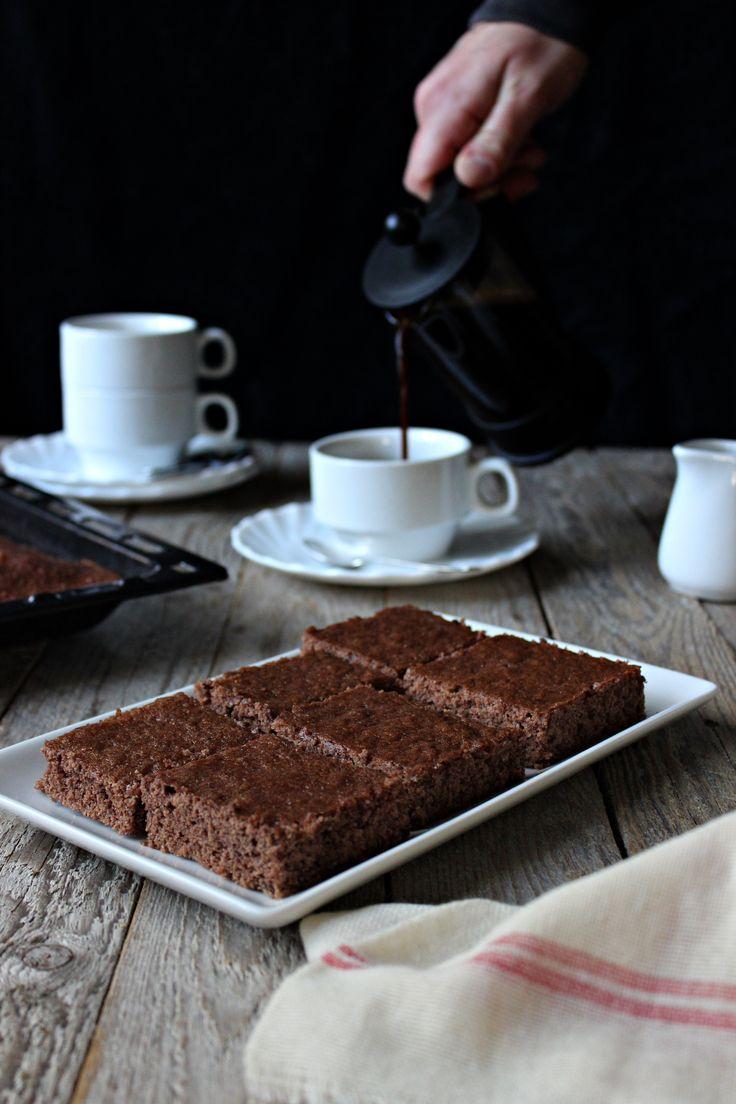 Bizcocho de chocolate :: Hrnkový perník