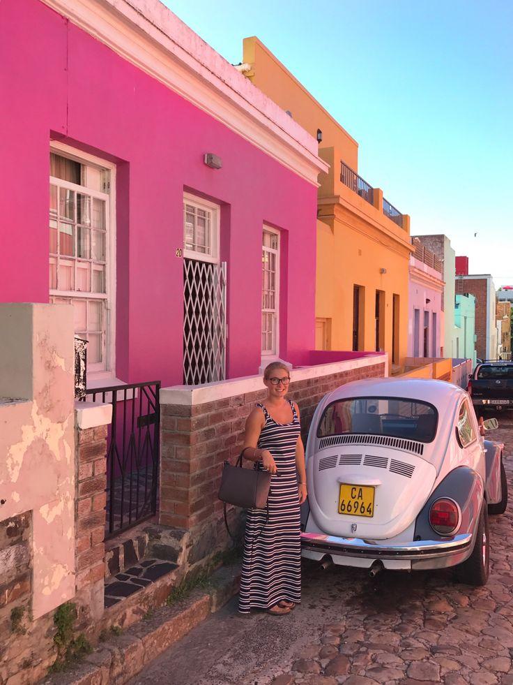 Pink House in Bo-Kaap