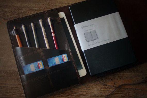 IPad in pelle Pro manica Portfolio custodia per iPad di TreStudio