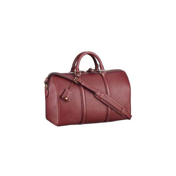 Bolsos de mano de Louis Vuitton y Sofia Coppola Estilo ❤ liked on Polyvore featuring bags, handbags, louis vuitton, taschen, louis vuitton bags, louis vuitton purses, louis vuitton handbags, red bag and red purse