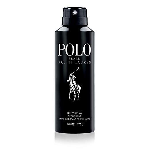 Polo Black By Ralph Lauren Body Spray For Men 6 Oz   Best Sellers in ... a2128eaaf7