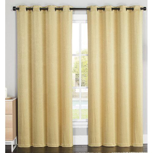 Luxury Home Palmer  Curtain Panel