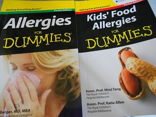 Welcome to Allergy Free Kids: product of the week.