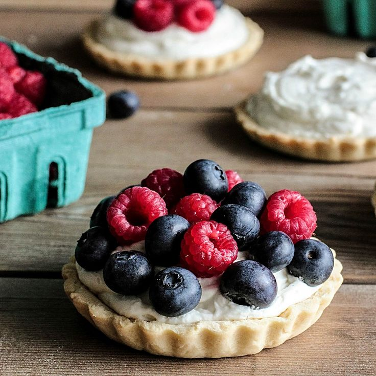 25+ bästa Cheesecake tarts idéerna på Pinterest | Fruktpaj ...