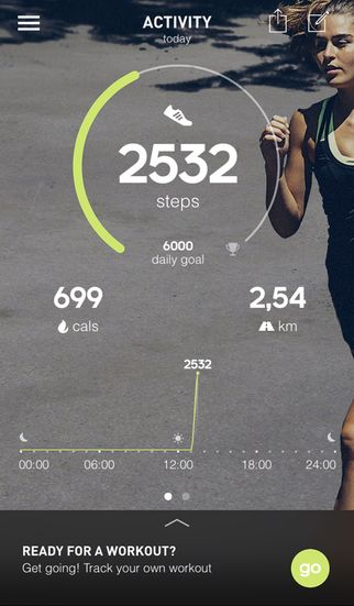 adidas Train & Run app by adidas AG