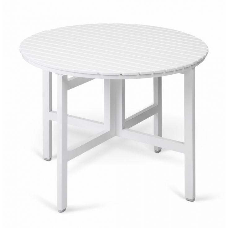 Klappbarer Tisch Selandia rund 94 cm