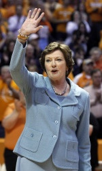 The University of Tennessee announced today that Pat Summitt has agreed to a one-year extension to remain involved with the womens basketball program in her ongoing role as head coach emeritus.