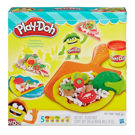 Play-Doh Pizza Party Kit