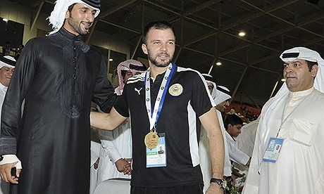 Young English coach Anthony Hudson giving Bahrain benefit of his passion | Dominic Fifield