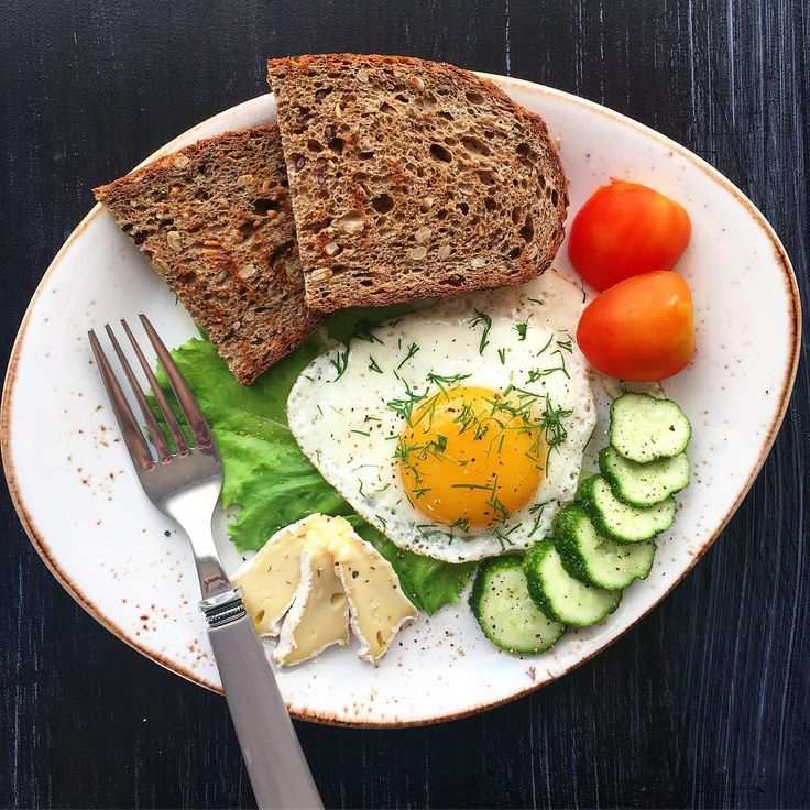 Простые Завтраки Для Похудения Рецепты.