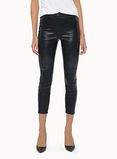 Icone Faux-Leather Skinny from Simons.